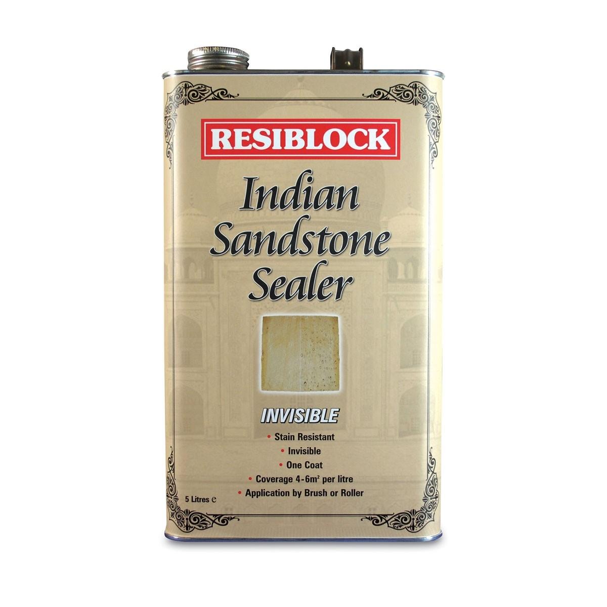 Indian sandstone sealer