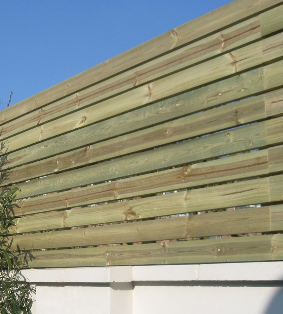 Softwood Lateral Trellis 68x20