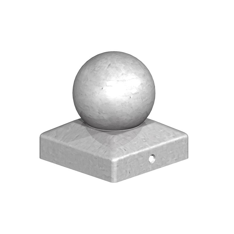 Metal ball Finials