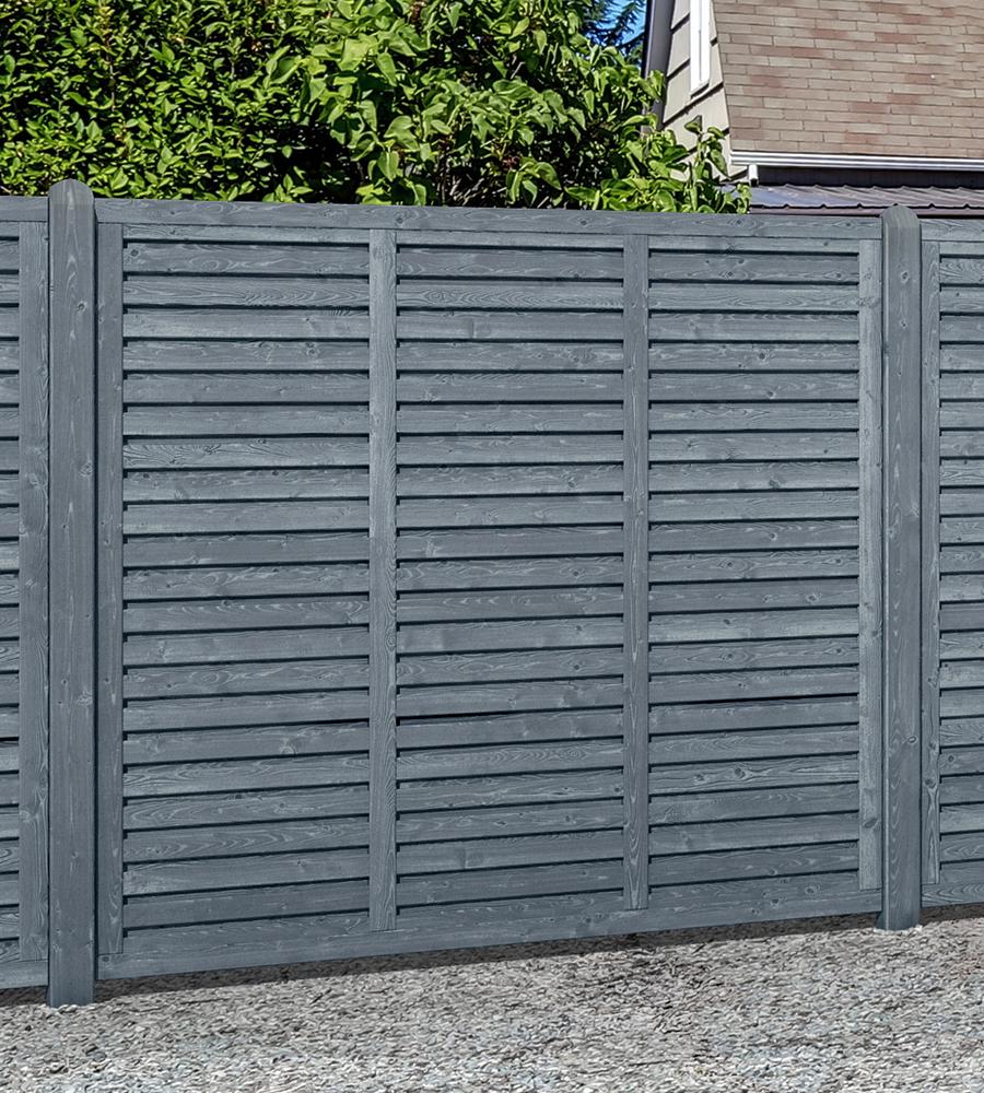 Vogue grey panel