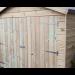 Apex mini shed