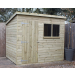Essex pent shed