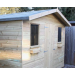 Wiltshire shed