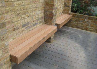 Meranti Bench
